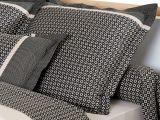 Parure De Lit Geometrique Luxe Parure De Lit Percale Pur Coton Peigné 140×200 Cm Gatsby