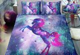Parure De Lit Licorne Impressionnant 3d Customize Cosmos Unicorn Bedding Set Duvet Cover Set Bedroom