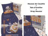 Parure De Lit Reine Des Neiges Douce Star Wars Bb8 Parure De Lit 3pcs Housse De Couette Taie D
