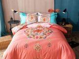 Parure Lit 70×140 Belle Parure De Lit Coton Bio Housse De Couette Luxe Unique Housse Table