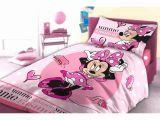 Parure Lit Minnie Douce 22 Beau Collection De Housse De Couette 220×240 Disney