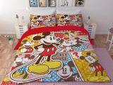 Parure Lit Minnie Meilleur De Parure De Lit Mickey Et Minnie Adulte