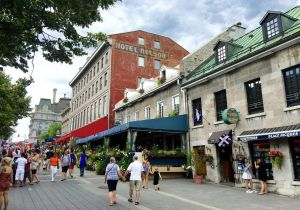 Petit Lit 2 Places Unique Old Montreal A Walking Itinerary with the Best Streets and Sights