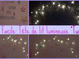 Tete De Lit Blanche 180 Bel Tete De Lit Lumineuse Led