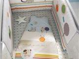 Tour De Lit 60×120 Beau Protector De Cuna Animalitos Habitaci³n Bebé Gerard