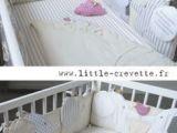 Tour De Lit 60×120 Luxe Лучших изображений доски Детская кроватка 32