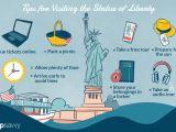 Tour De Lit Liberty Magnifique 10 Tips for Visiting the Statue Of Liberty