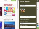 Tour De Lit Nattou Bel A Beautiful events Calendar for Your Website
