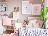 Tour De Lit Rose Pale Impressionnant 34 Girls Room Decor Ideas to Change the Feel Of the Room
