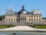 Tour De Lit Vert D Eau Magnifique Vaux Le Vi Te